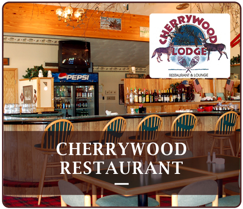 The Cherrywood Lodge of Wetmore is located just 3 miles east of Munising. Situated next door to the Econo Lodge, you are sure to enjoy the comfortable and charming atmosphere. Relax after your long journey in our Sportsbar and Grill.